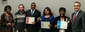Congratulations to Toastmasters Area 32 Table Topics (impromptu speaking) Contest winners. 1st place - Rita Mitchell, 1st time contestant 2nd place - Denise Joyner, 1st time contestant 3rd place - Sylvester Anderson