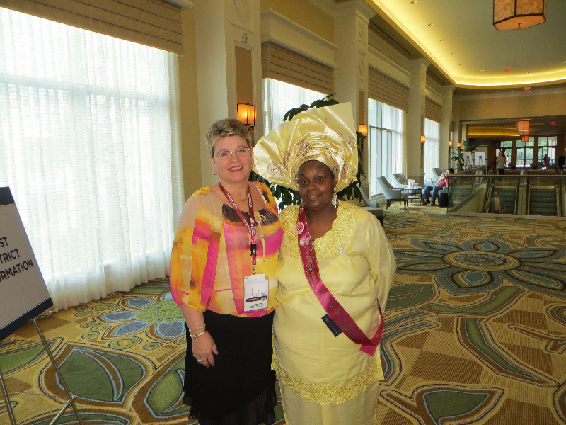 2012 International Convention