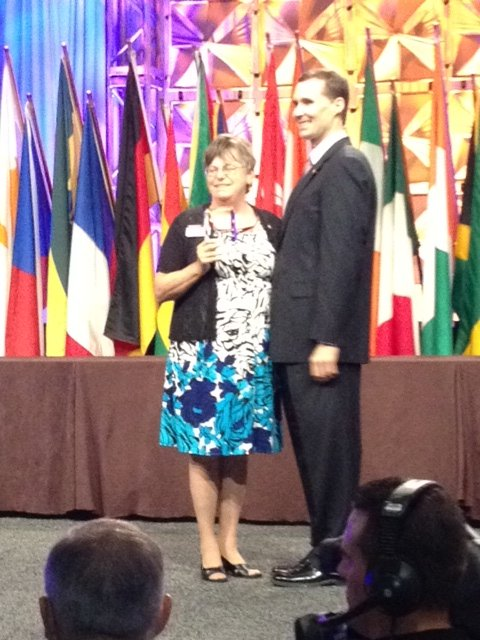 2012 International Convention :: Linda Lathrop