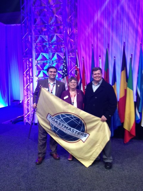 2012 International Convention :: Christopher Button, Jared Kroneneberg,& Linda Lathrop