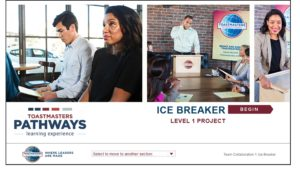 Pathways - Ice Breaker Training Module